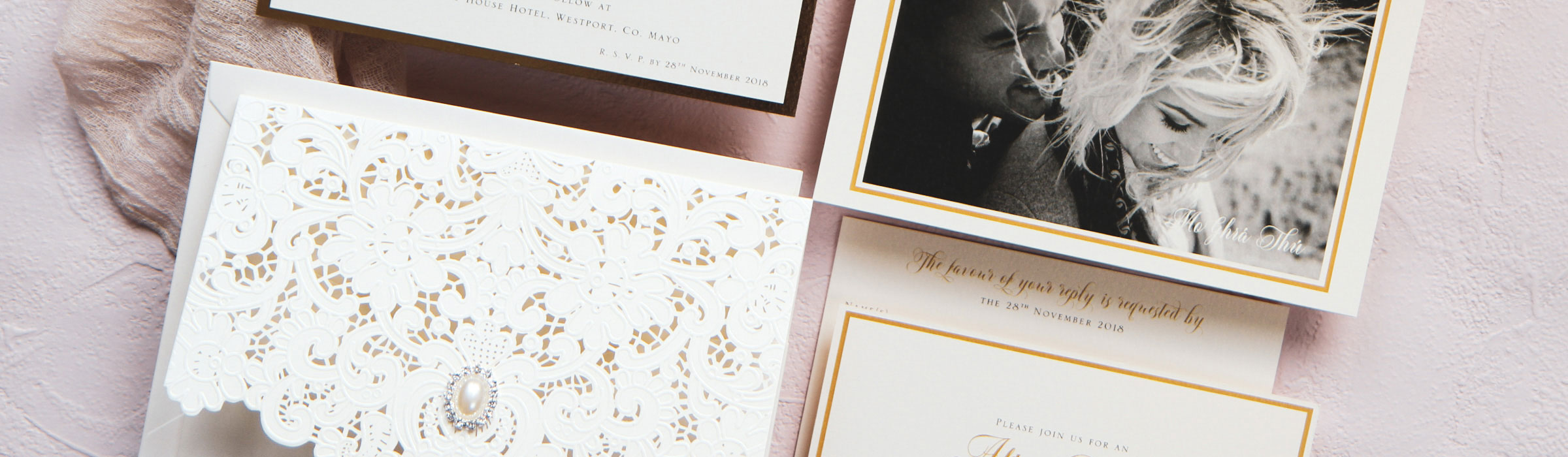 Elegant and memorable invitations